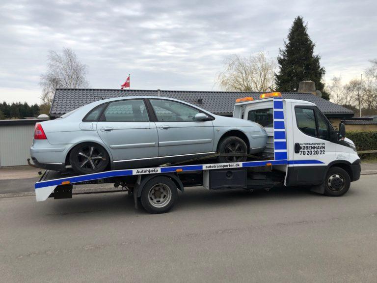 Skal bilen skrottes?